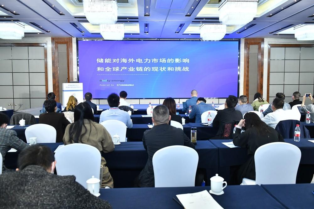 2021年中国(遂宁)国际锂电产业大会暨锂电新能源及其终端应用发展趋势论坛成功举办